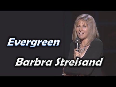 Barbra Streisand - Evergreen - legenda dupla - ao vivo - 092