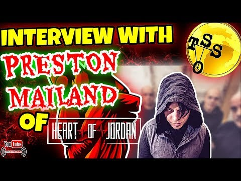 Interview with Preston Mailand of Heart Of Jordan from Episode 189