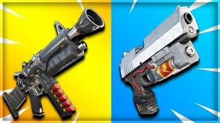 10 NEW LEAKED GUNS COMING TO FORTNITE! (Fortnite Battle Royale)