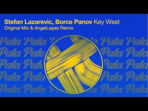 Stefan Lazarevic, Borce Panov - Key West (Original Mix | Preview) [Pata Pata Recordings]