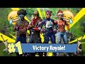 WE EACH HAD A SCAR! ESKETIT! 😂 - Fortnite Battle Royale Funny Moments Multiplayer Gameplay (PS4)