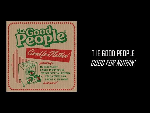 "The Good People - ""Good For Nuthin'"" (Full Album Stream 