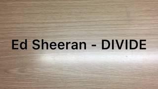 Baixar Ed Sheeran - DIVIDE Deluxe (Unboxing)