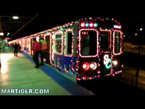 cta holiday train 2009 - Cta Christmas Train 2014