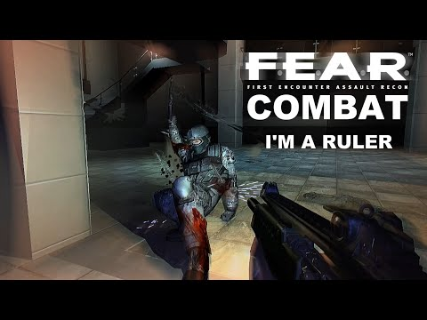 F.E.A.R. Combat - From An Era Where Multiplayer Shooters Were... BETTER!