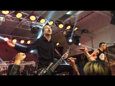 "Anti-Flag ""This is the End"" live @ Hidden Agenda, Hong Kong"