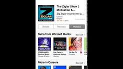 How To Use The Podcast App on iPhone
