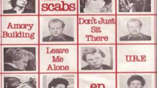 The Scabs-Leave Me Alone