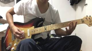 【シュガーソングとビターステップ / UNISON SQUARE GARDEN】ギター 弾いてみた GUITAR makio