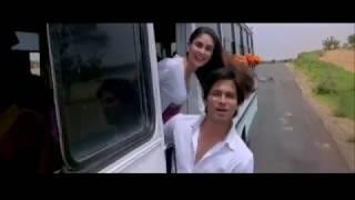 """Клип из к/ф """"Когда мы встретились""""/""""Jab We Met"""" (Индия, 2007 г.) с Кариной Капур и Шахидом Капур"""