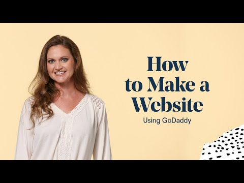 How to Make a Website Quick and Easy with GoDaddy 2019