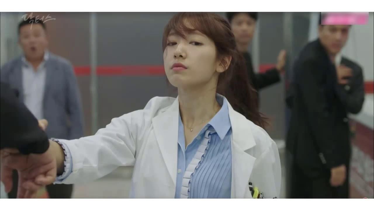 Park Shin Hye Như Thế Nào Trong Vai  Bác Sĩ Yoo Hye Jung Trong Phim  Chuyện Tình Bác Sĩ – Doctors