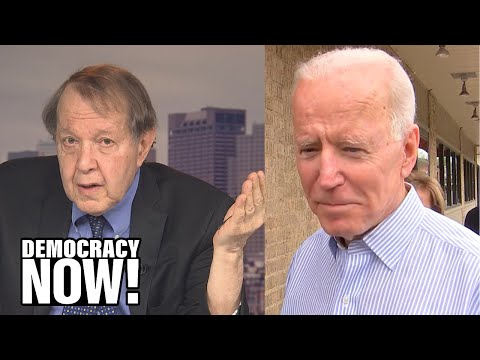 Jonathan Discusses Biden and Busing on Democracy Now