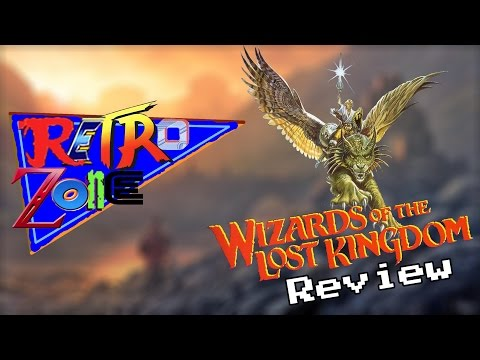 Wizards of the Lost Kingdom Review