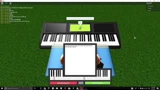 Updated version of Still Dre Intro | Roblox Piano Tutorial