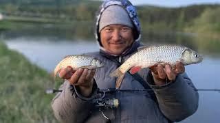 Рыбалка на реке Юрюзань За белым хищником