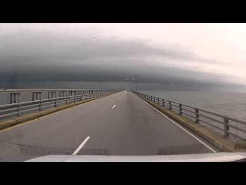 Chesapeake Bay Bridge Tunnel