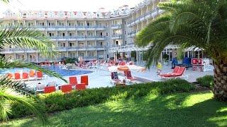 VLOG#2: Отель Green Nature Resort & Spa 5* Мармарис,Турция. Гуляю по территории, любуюсь природой.