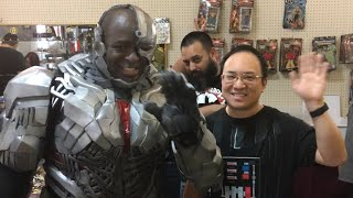 Toy Show in NW Houston - Action Figure & Comic Haul