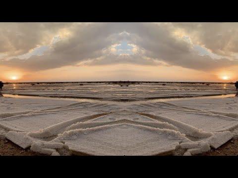 امطار غزيرة وسيول مع برد على عشيرة شمال الطائف السعودية 2021
