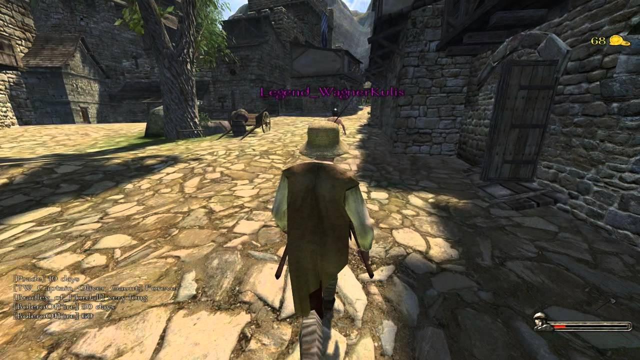 mount and blade warband persistent world 4.1
