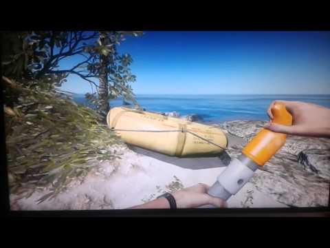 Stranded Deep Ile Tanışın - Bölüm 1