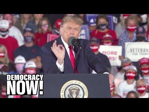 """Frankenstein's Monster"": Judge Slams Trump Team's Efforts to Overturn Election Results"