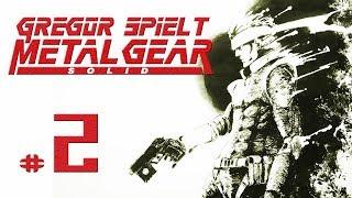 Metal Gear Solid #02 ~ Er hat drei Mann umjelecht! (Spriteseeing / Let's Play)