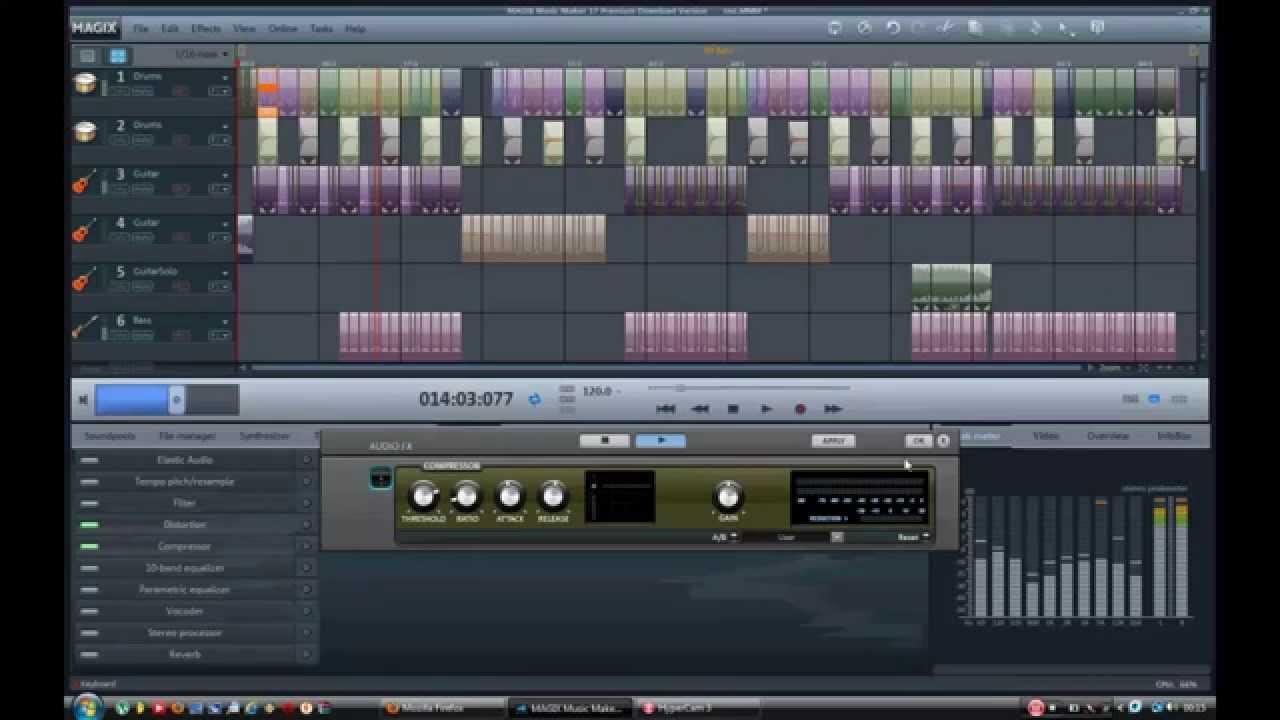 magix music maker 17 premium download version serial number