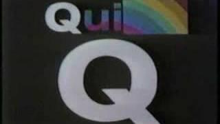 Sesame Street - Q for Quick...Quiet...Quack