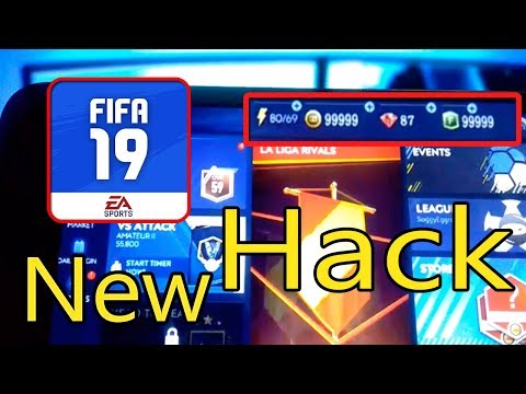 Fifa Mobile 19 Hack 2019 - New - [UPDATED] IOS-PC-Android