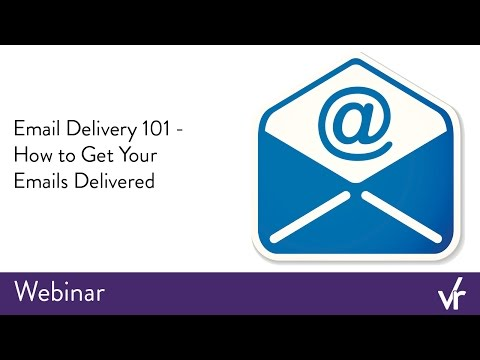 Email Delivery 101 – How to Get Your Emails Delivered