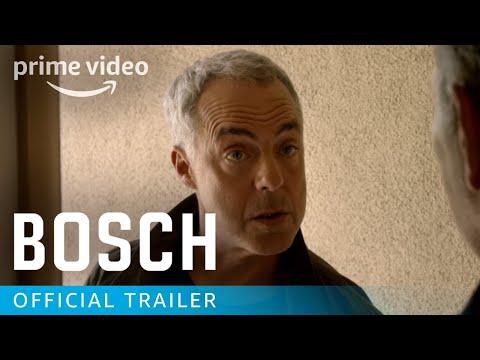 Bosch Season 3 - Official Trailer | Prime Video