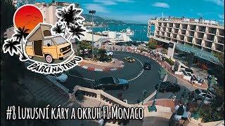 #8 Párci na Tripu - Luxusní káry na každym rohu a okruh F1 Monaco