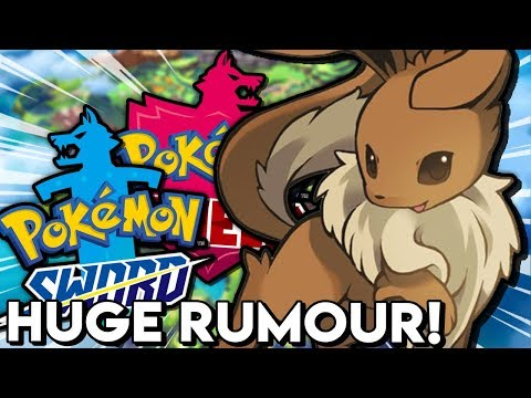 Huge New Rumour For Pokemon Sword Shield New Eeveelution Typings