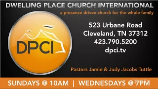 Join us LIVE ar DPCI for Wednesday Night Worship and Prayer