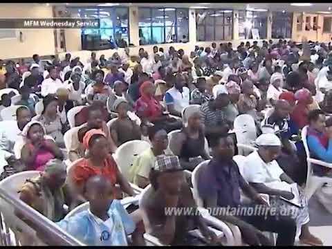 MFM G O, pastor olukoya speaks against South African adulterous pastor