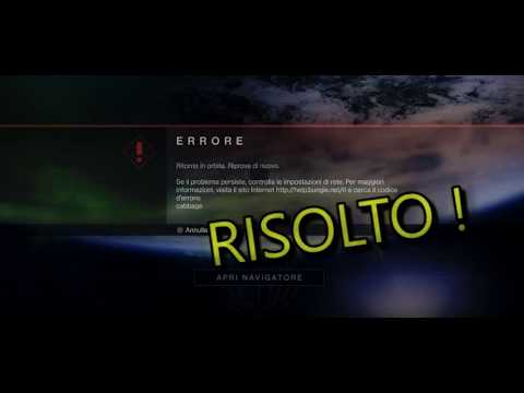 ERROR CABBAGE SOLVED! [Destiny 2]