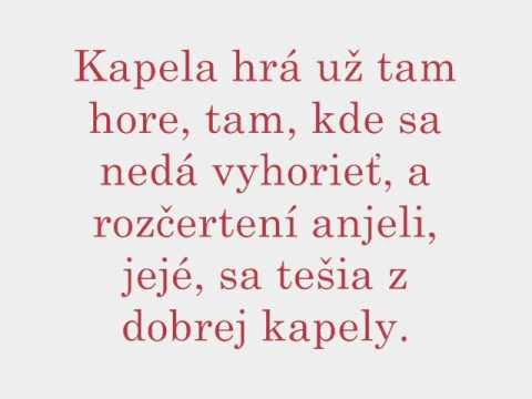 IMT SMILE - Kapela -- text