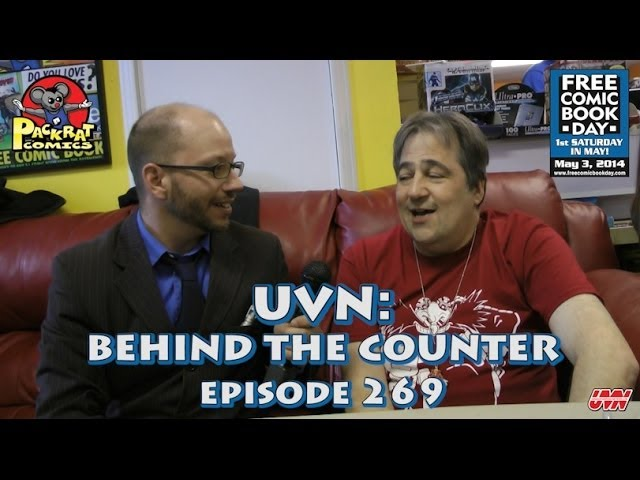UVN: Behind the Counter 269