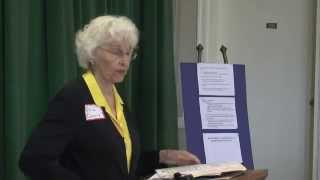 Speech by Sen. Ellie Kinnaird at Voting Rights for All conference; September 20, 2014