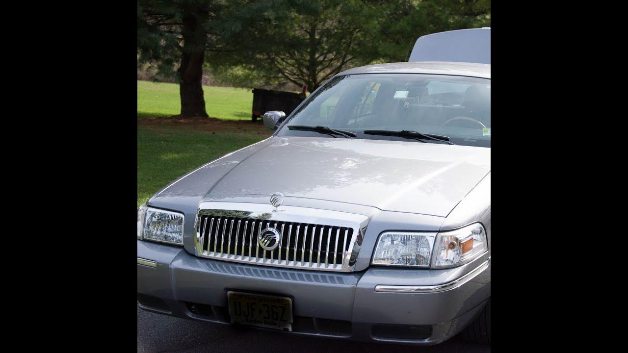 2006 grand marquis front strut [ 1280 x 720 Pixel ]