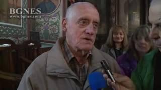 Митрополит Киприан изми нозете на 12 църковници в навечерието на Великден