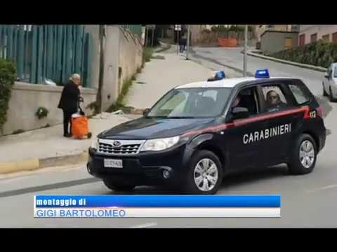 Barrafranca: maxi rissa tra due famiglie, 10 arresti dei Carabinieri
