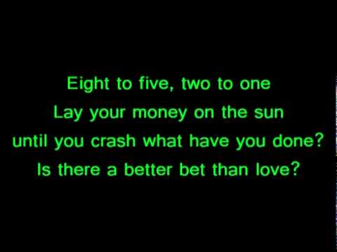 Chances - Five For Fighting - Lyrics