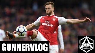 Gunnervlog: 'Does Calum Chambers' new deal mean Mustafi is off?'