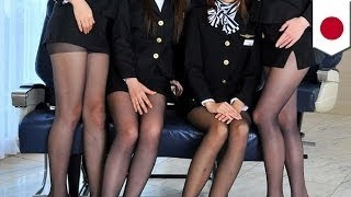 Японские стюардессы занимаются проституцией из-за низких заработков