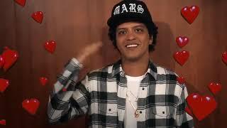 Bruno Mars & Luenell - Straight Up & Down ( Instagram Video )