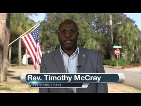Timothy McCray - Community Leader
