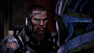 Mass Effect 2 Gameplay (max settings, 1920x1080, 8xAA) - Diamond 5870 1Gb